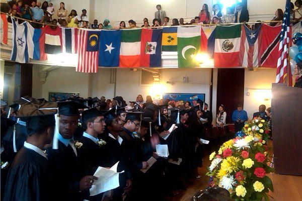 Graduation 2011 WNYC